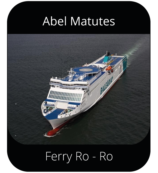 Abel Matutes - Ferry Ro-Ro