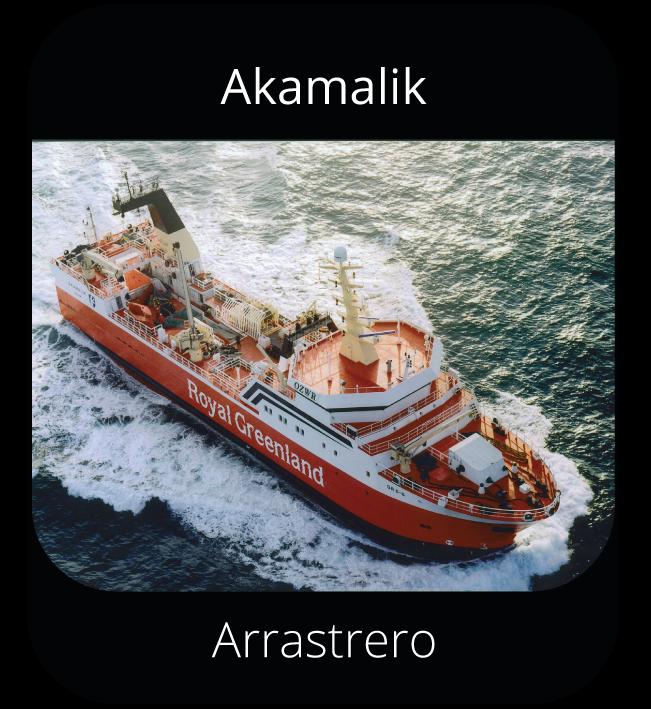 Akamalik - Arrastrero