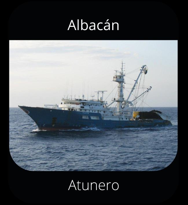 Albacán - Atunero