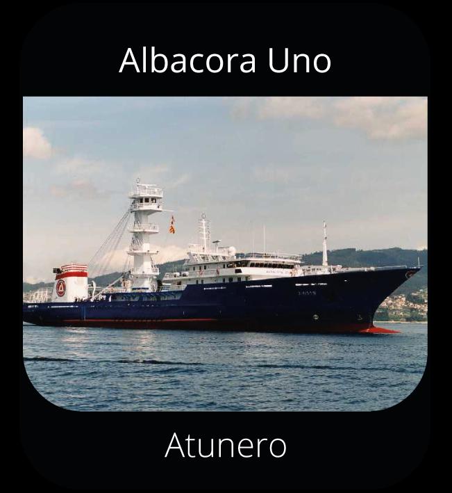 Albacora Uno - Atunero