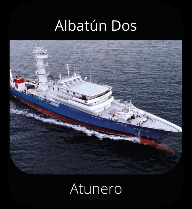 Albatún Dos - Atunero
