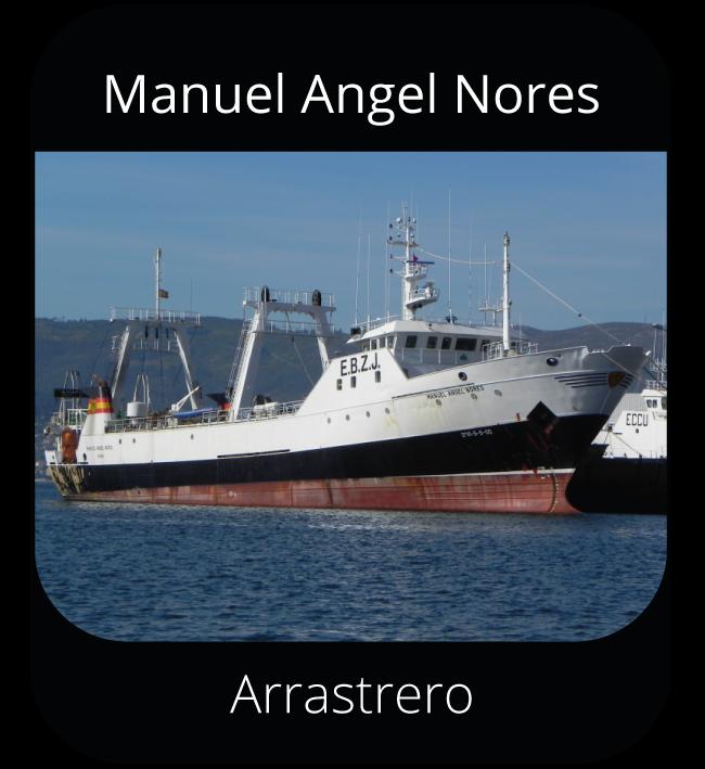 Manuel Angel Gores - Arrastrero