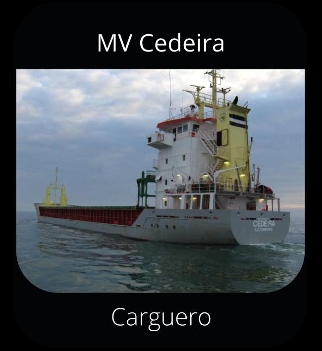 MV Cedeira - Carguero