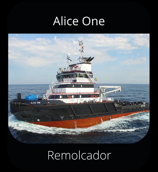 Alice One - Remolcador