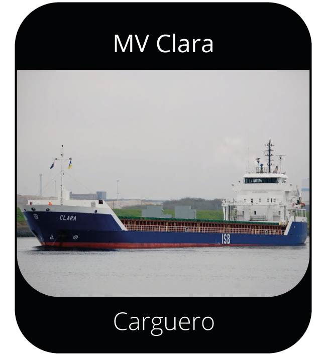MV Clara - Carguero