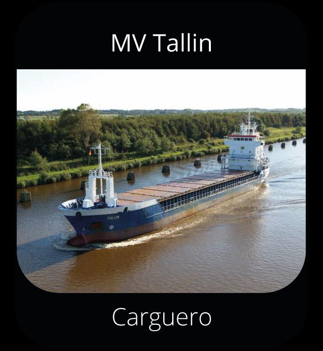 MV Tallin - Carguero