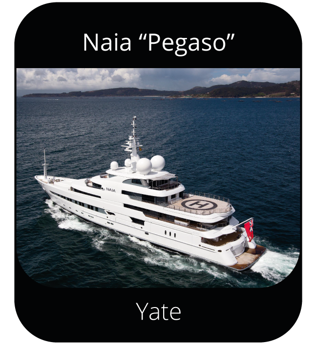 "Naia ""Pegaso"" - Yate"