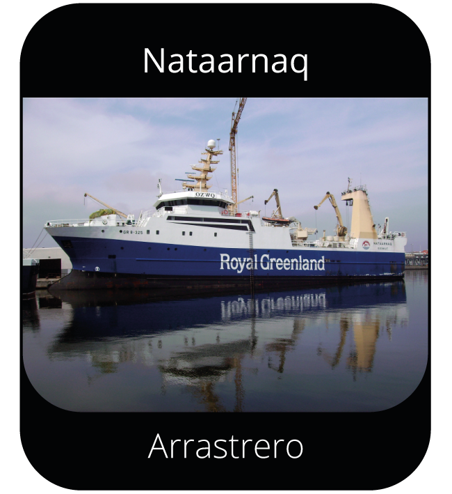 Nataarnaq - Arrastrero
