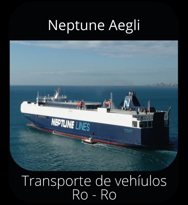 Neptune Aegli - Transporte de vehículos Ro-Ro