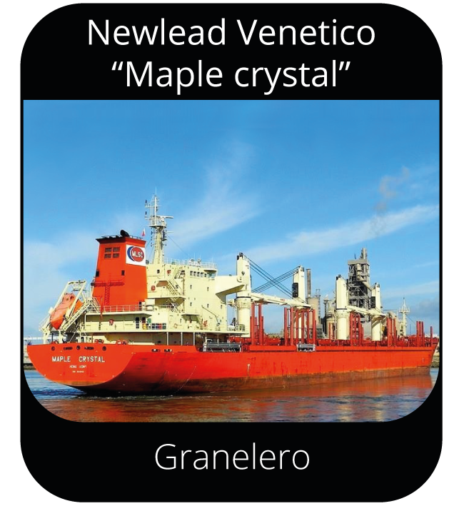 "Newlead Venetico ""Maple crystal"" - Granelero"
