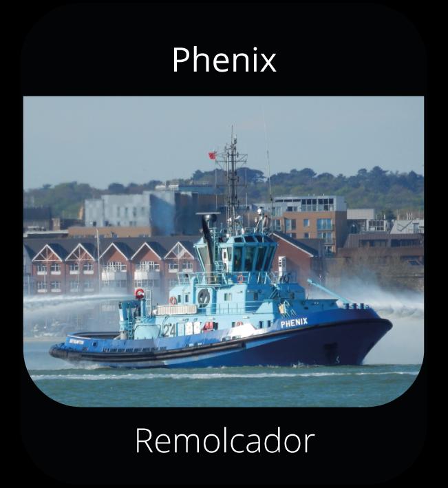 Phenix - Remolcador