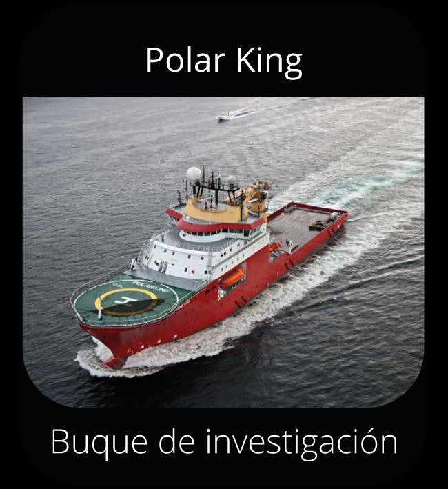 Polar King - Buque de investigación