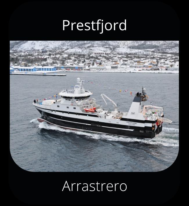 Prestfjord - Arrastrero