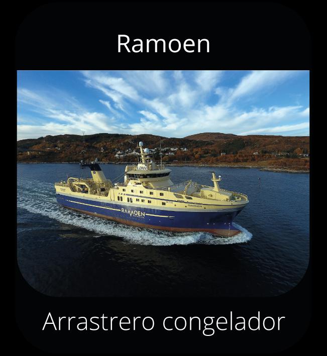 Ramoen - Arrastrero congelador