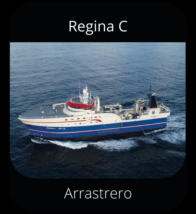 Regina C - Arrastrero