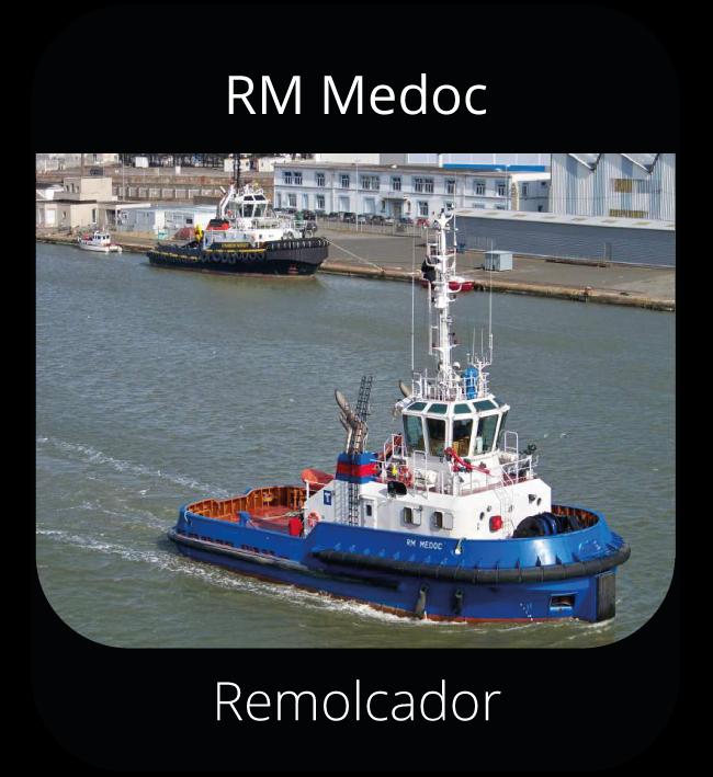 RM Medoc - Remolcador