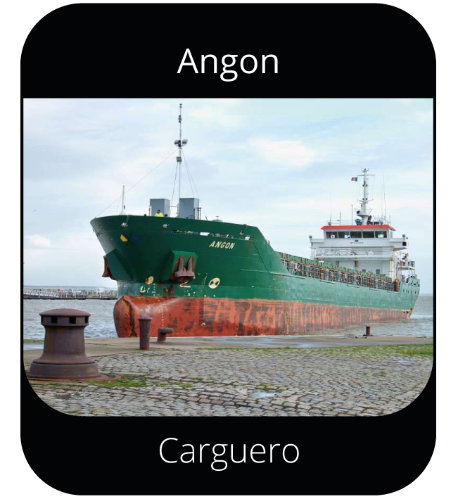 Angon - Carguero
