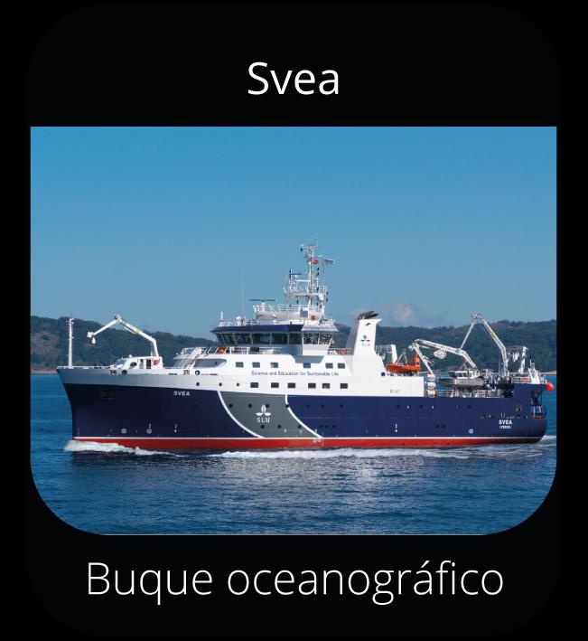 Svea - Buque oceanográfico
