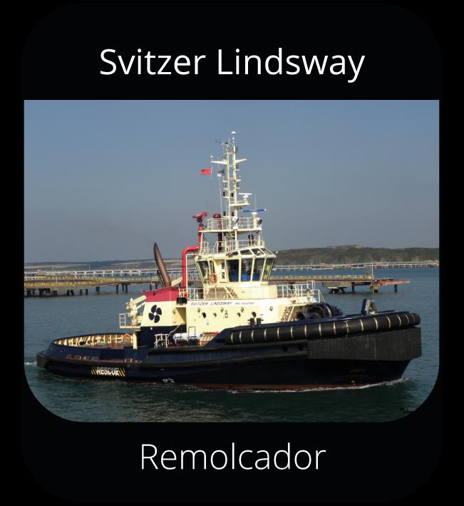 Switzer Lindsway - Remolcador