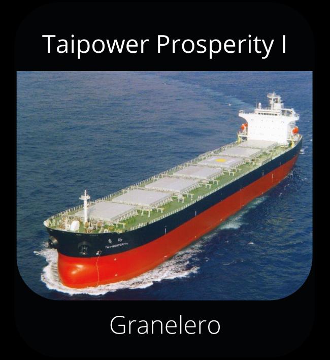 Taipower Prosperity I - Granelero