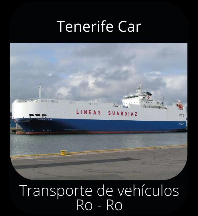 Tenerife Car - Transporte de vehículos Ro-Ro