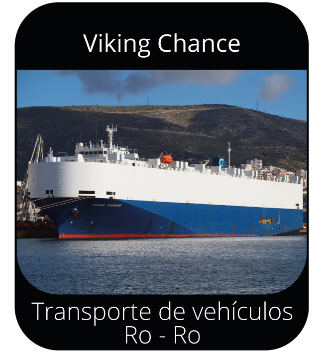 Viking Chance - Transporte de vehículos Ro-Ro