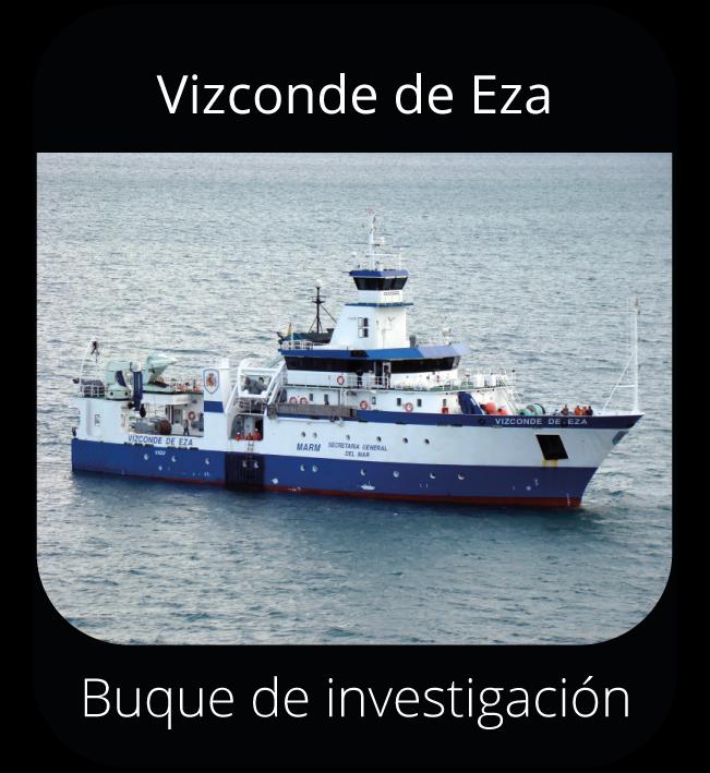 Vizconde de Eza - Buque de investigación