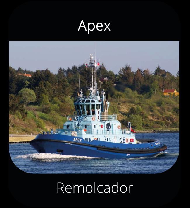 Apex - Remolcador