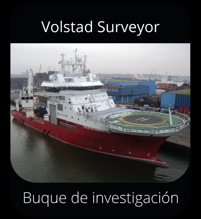 Volstad Surveyor - Buque de investigación