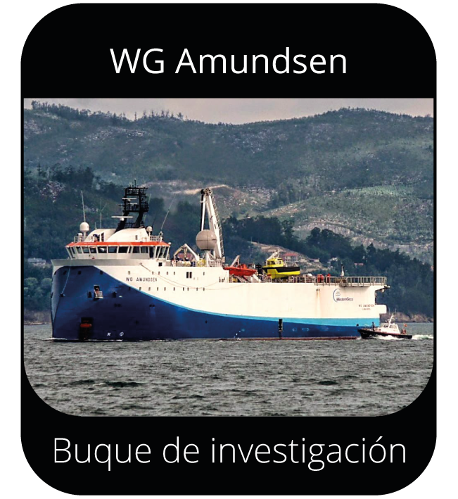 WG Amundsen - Buque de investigación