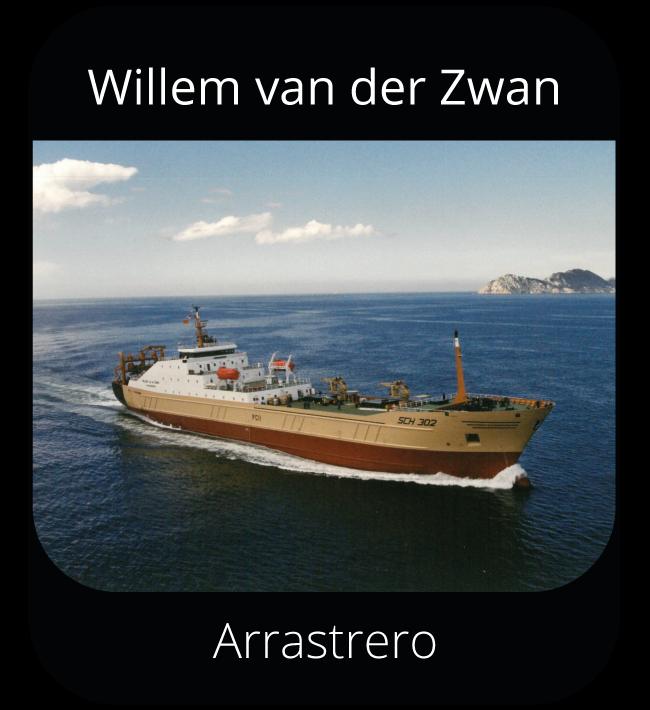 Willem van der Zwan - Arrastrero