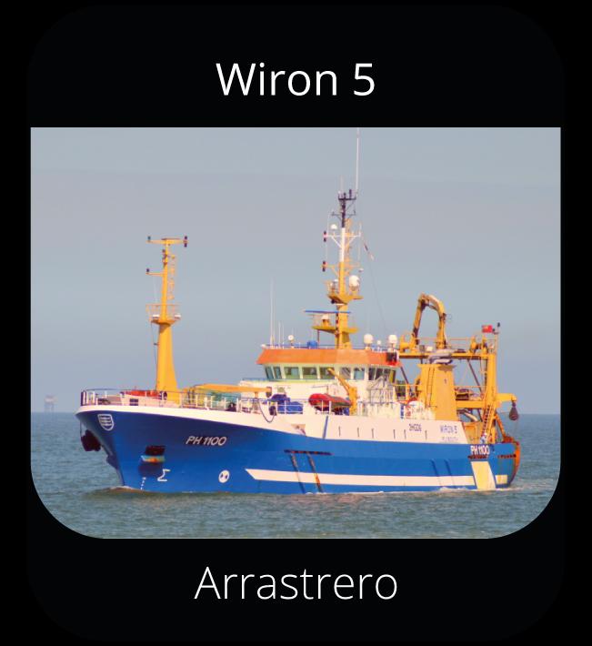 Wiron 5 - Arrastrero