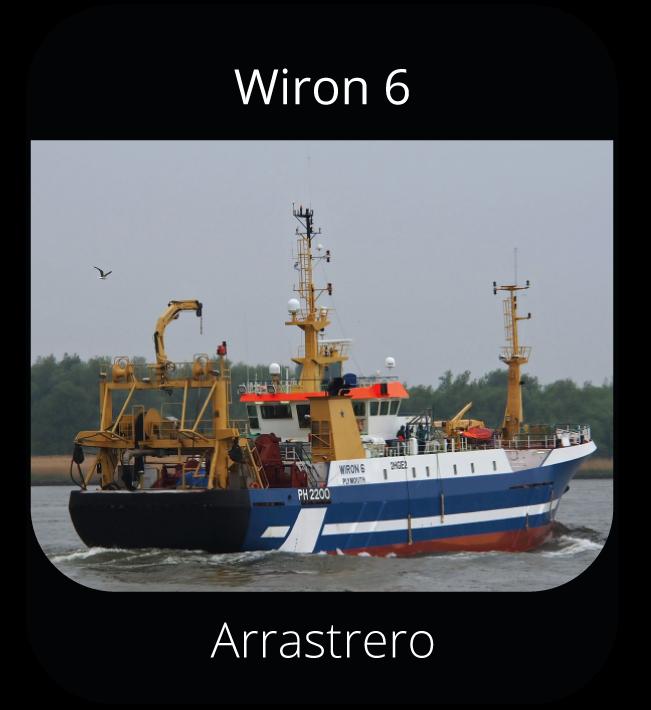 Wiron 6 - Arrastrero
