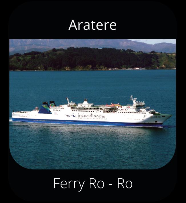 Aratere - Ferry Ro-Ro