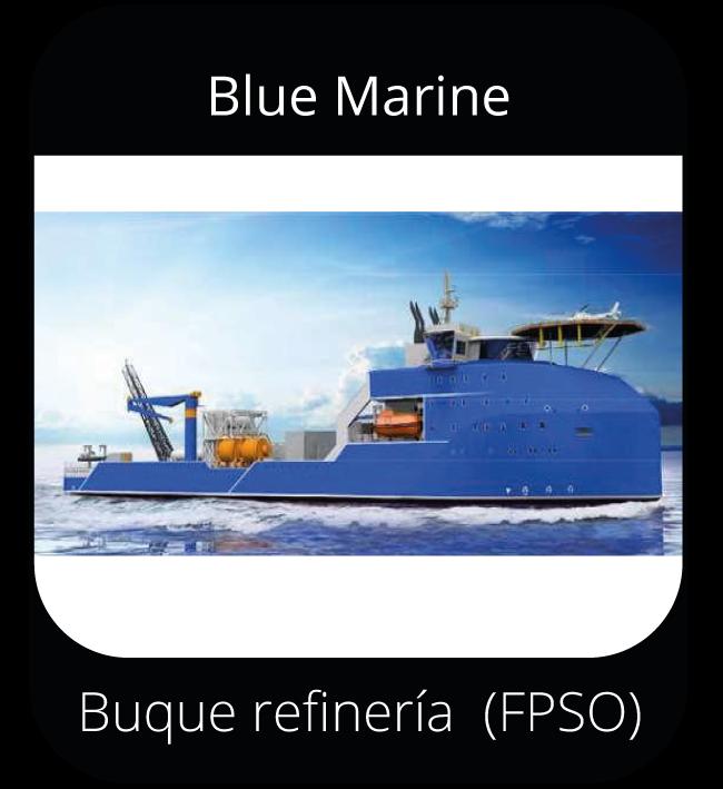 Blue Marine - Buque refinería (FPSO)