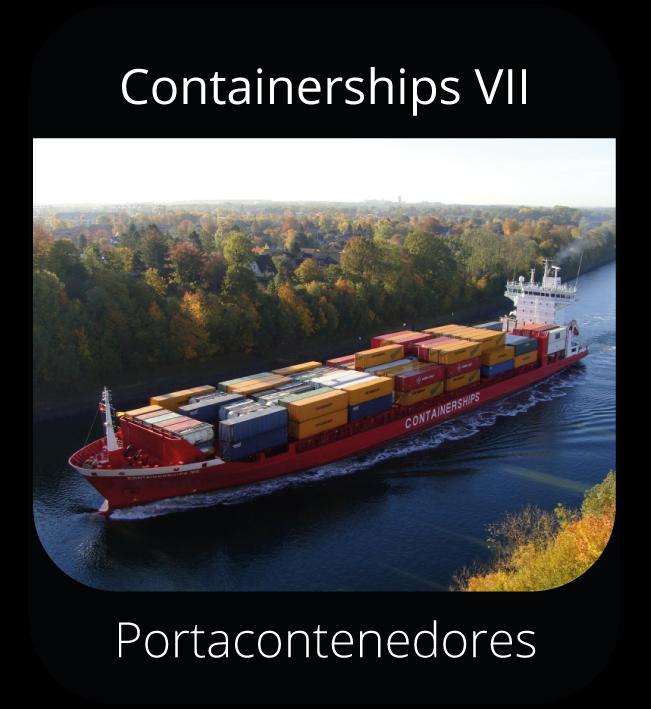Containerships VII - Portacontenedores