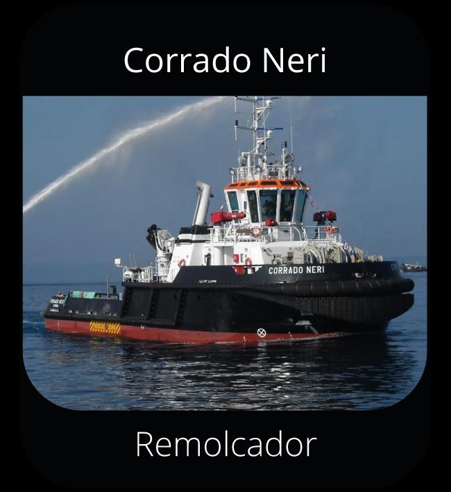Corrado Neri - Remolcador