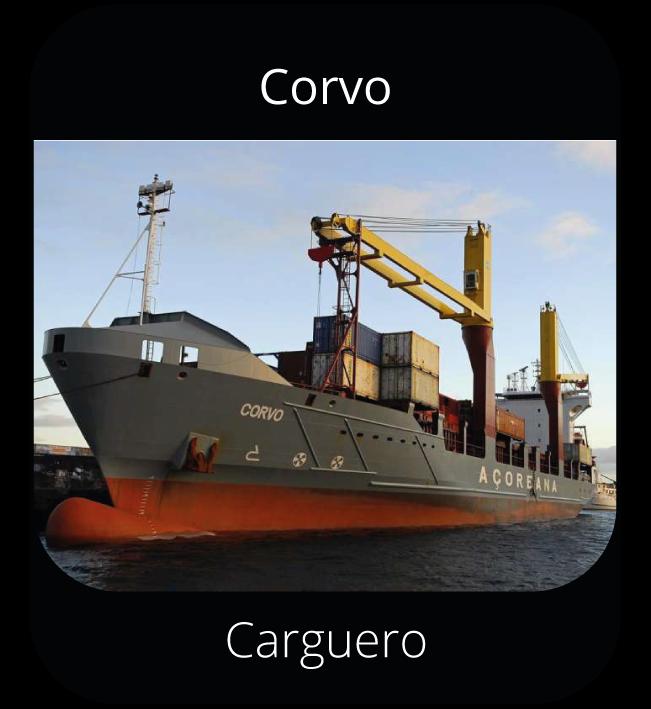 Corvo - Carguero