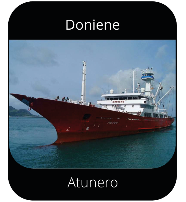 Doniene - Atunero