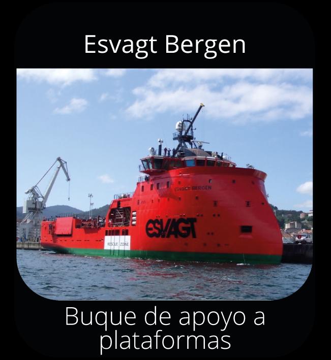 Esvagt Bergen - Buque de apoyo a plataformas