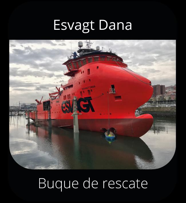 Esvagt Dana - Buque de rescate