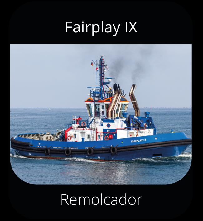 Fairplay IX - Remolcador