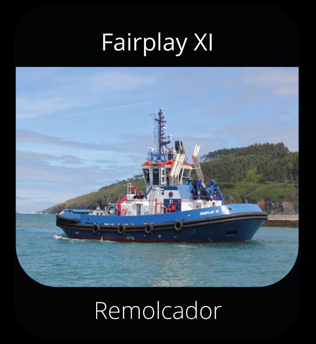 Fairplay XI - Remolcador