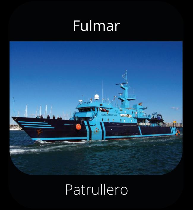 Fulmar - Patrullero