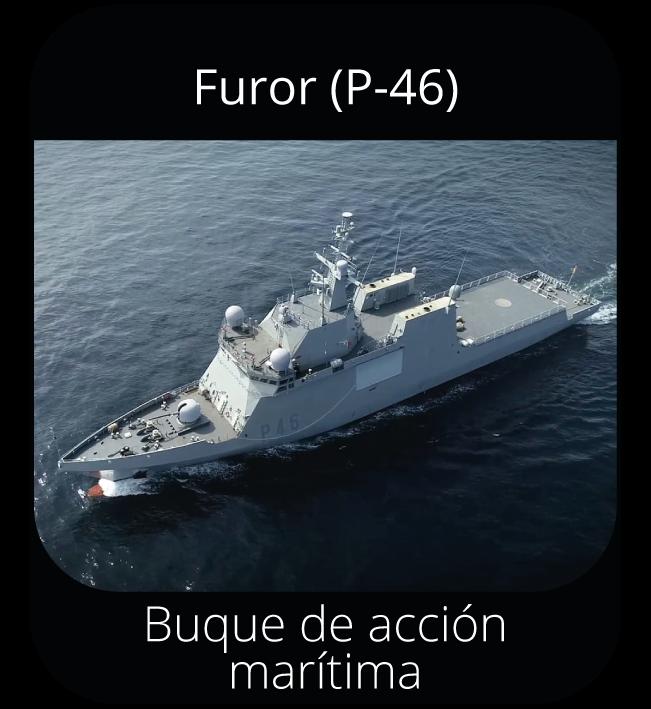 Furor (P-46) - Buque de acción marítima