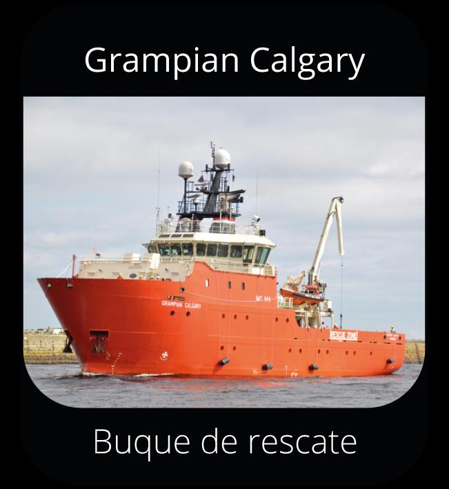 Grampian Calgary - Buque de rescate