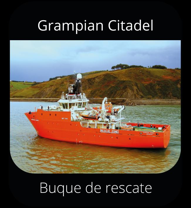 Grampian Citadel - Buque de rescate