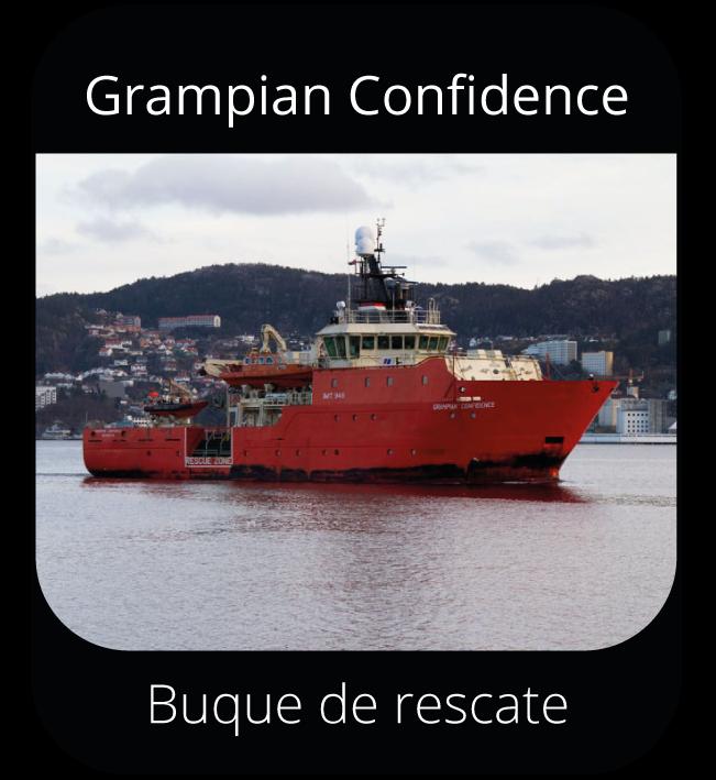 Grampian Confidence - Buque de rescate