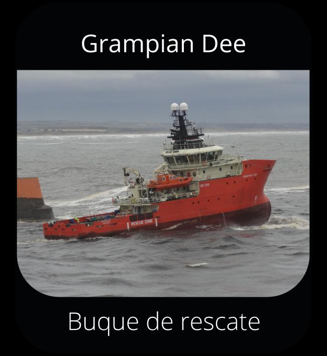 Grampian Dee - Buque de rescate