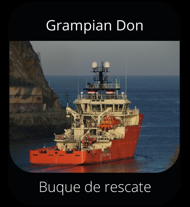 Grampian Don - Buque de rescate